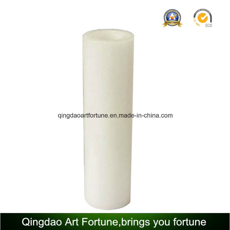 Flameless LED Wax Candle with Remote Control Timer for Hotel Decor
