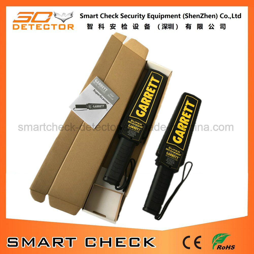 Super Scanner Hand Held Metal Detector for Gold and Silver