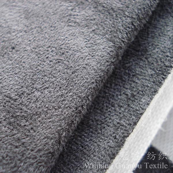 Printed Velvet Fabric 100% Polyester Fleece for Bean Bags