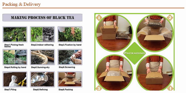 Ancient Tea Tree Grade 2 Black Tea with Beauty and Health