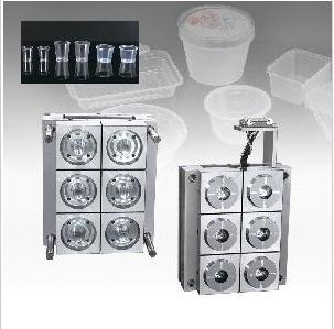 Injection Plastic Vacuum Cup Mould Mold