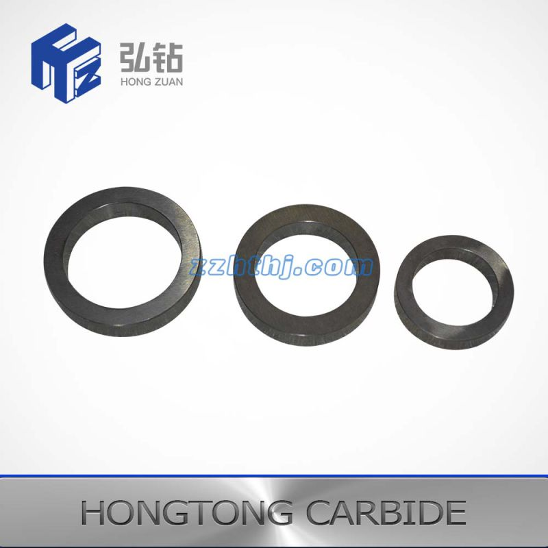 Machine Seal Use Round Tungsten Carbide Sealing Ring Yg8