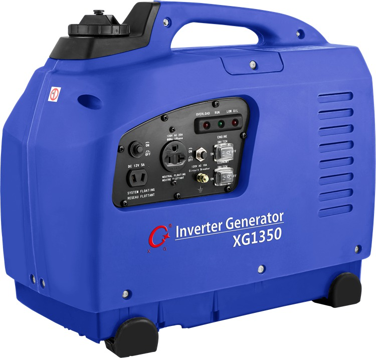 1350W Gasoline Digital Inverter Generator (Xg-1350)