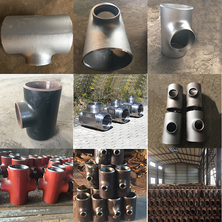 Pipe Fittings Stainless Steel Cross