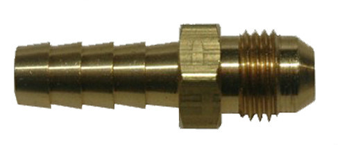 Hot Sale NPT Thread Brass Pipe Hose Fitting (EM-F-A037)