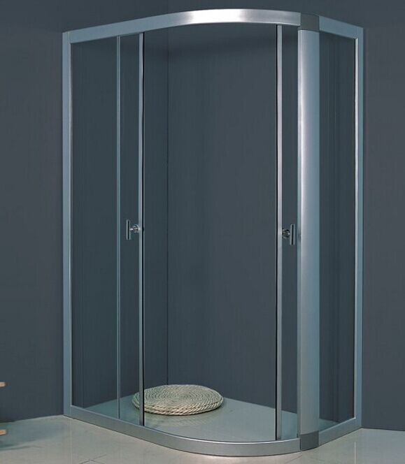 Left and Right Style No Tray Shower Cabins (ADL-8027)
