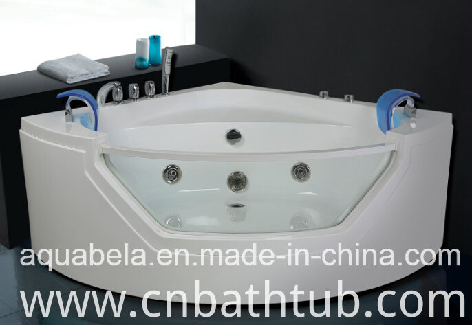 Luxury Acrylic Whirlpool Hot Tub Jacuzzi Massage Bathtub (JL827)