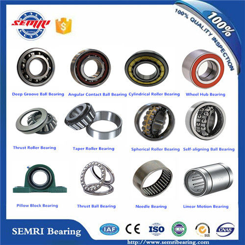 China Wholesale Semri High Performance Single Row Tapered Roller Bearing (30211)