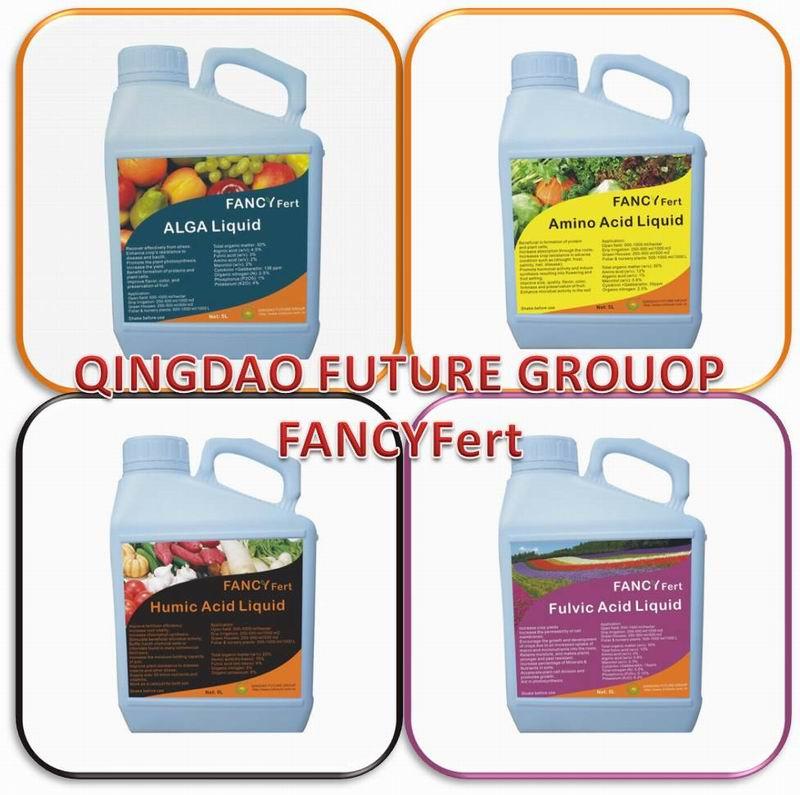 Qingdao Future Group Liquid Seaweed/ Alga Fertilizer
