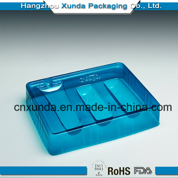 Plastic Cosmetic Packaging Tray