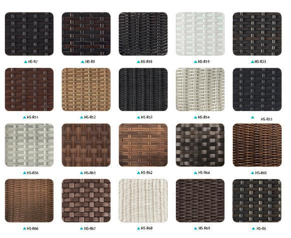 Outdoor / Garden / Patio/ Rattan/ Aluminum & Polywood Table HS7126dt