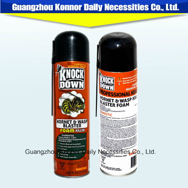 Tox Zappo Knock Down Faster Insect Killer Spray