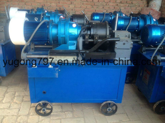 Rib Peeling Threading Rolling Machine for Rebar Manufactured in China