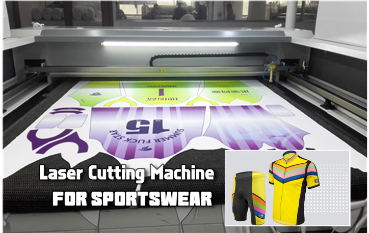 High-Speed Fabric Laser Cutting Machine with 3000mm*1500mm Working Area