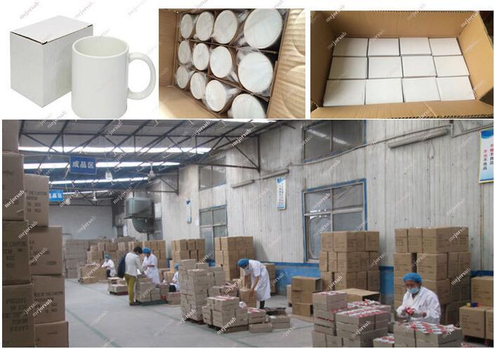 8'' Ceramic Plate-Full White by Mejorsub