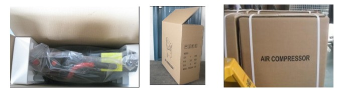 2800rpm 8bar 70L 1.5kw 2HP Air Compressor (ZFL70)