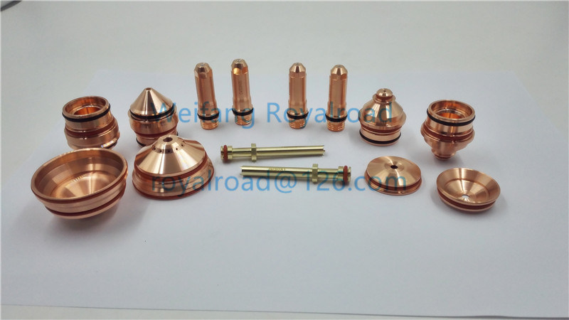 Hpr130 Hpr260xd CNC Plasma Cutting Cutter Torch Consumables Ew220193 Nozzle