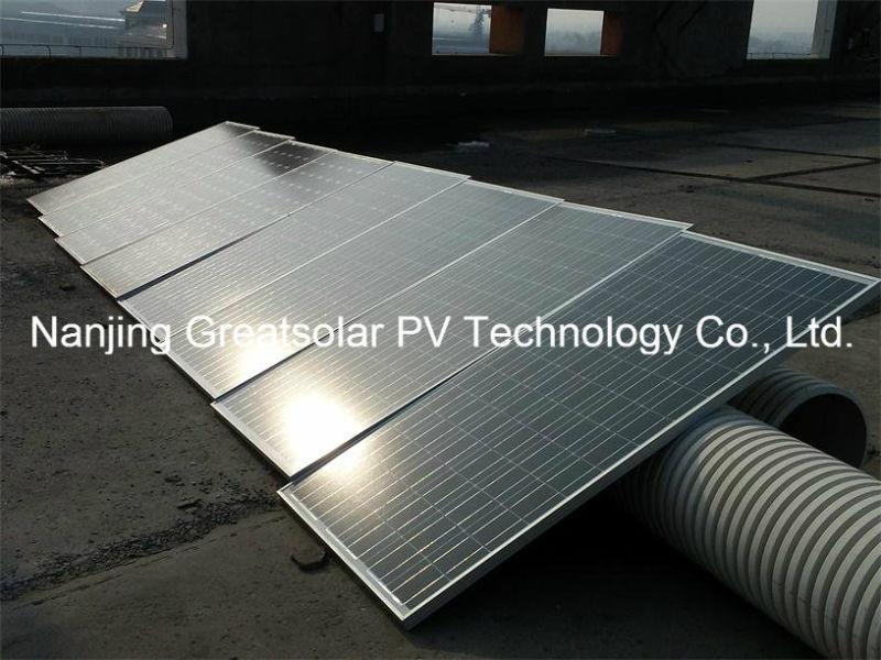 High Efficiency 250W-285W Mono Solar Panel