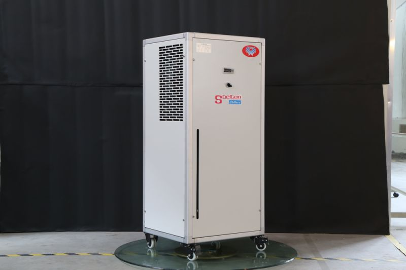 3.3p 8.4kw Mini Air Cooled Water Industrial Chiller
