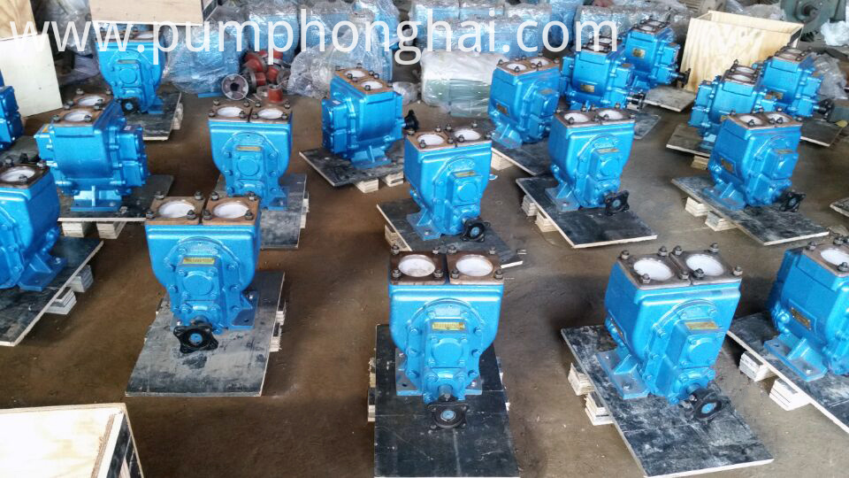 3 Inch Fuel Transfer Gear Pumps