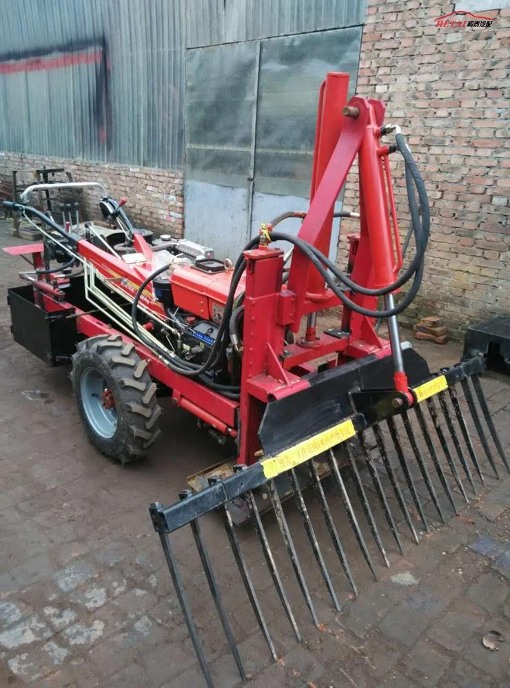 Multipurpose Deep Ploughing Excavator