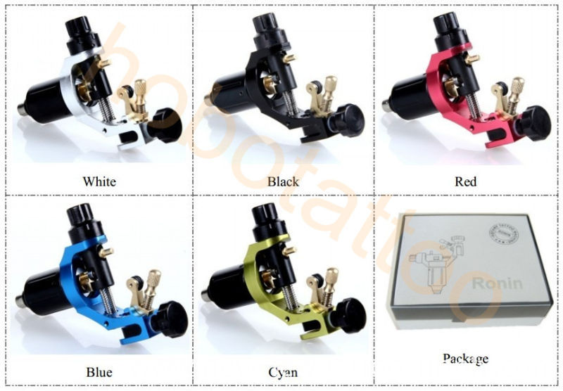Professional Dragonfly Swiss Rotary Tattoo Machine Tattoo Gun