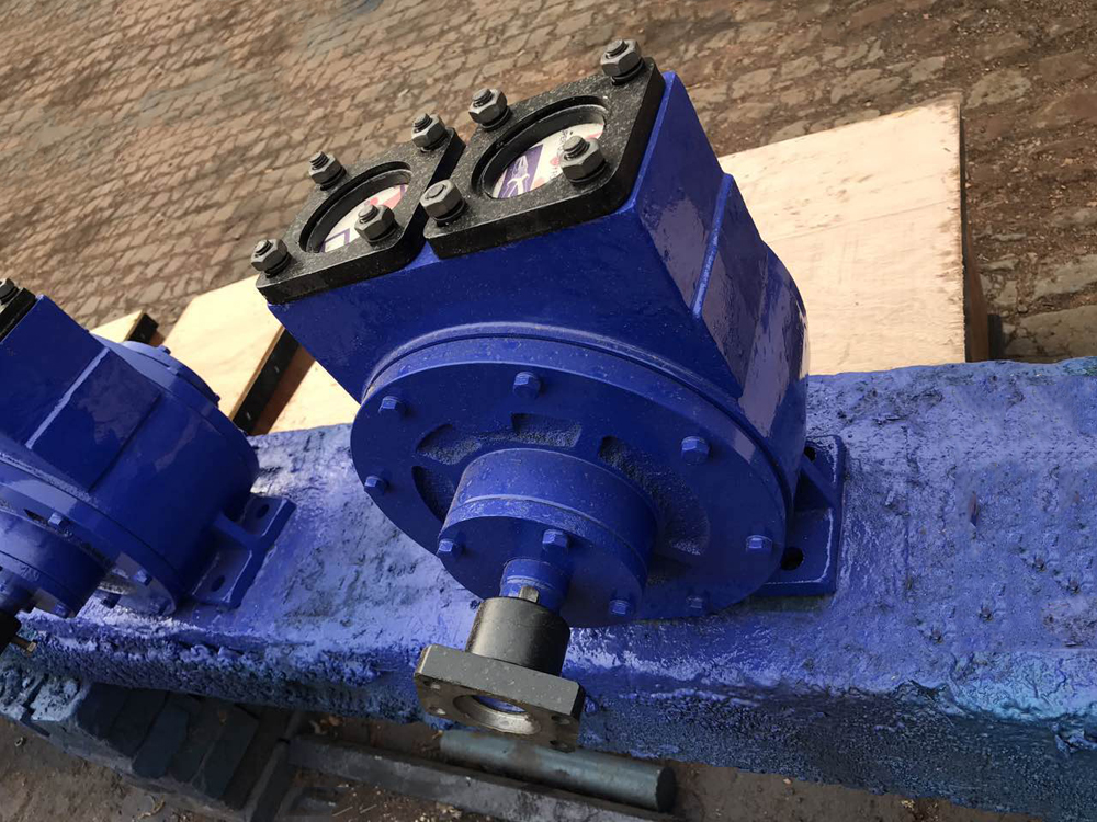 Sliding Rotary Vane Pump