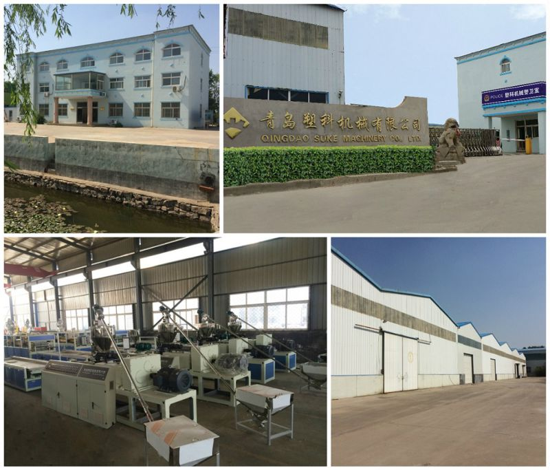 20-630mm Plastic PVC Water Pipe Production Line