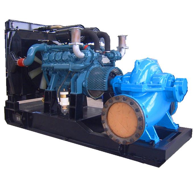60Hz 1000kw Water Pump Diesel Generator for Emergent Fire Fighting