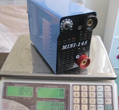 Inverter DC Welding Mini Arc Welding Machines MMA-125s/145s/160s/200s/250s