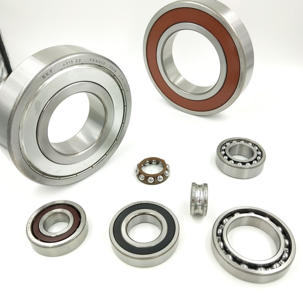 Deep Groove Ball Bearing Tapered/Taper/Spherical/Cylindrical/Self-Aligning/Needle/Thrust