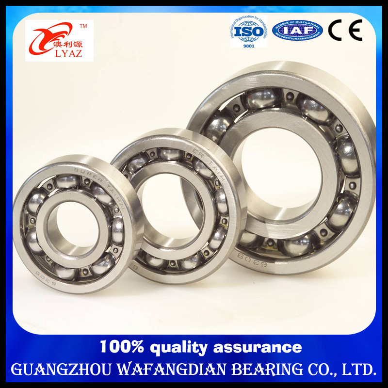 China Manufacture Deep Groove Groove Bearing 6200 6201 6206 6212 6001 6005 6009 6012 6301 6302