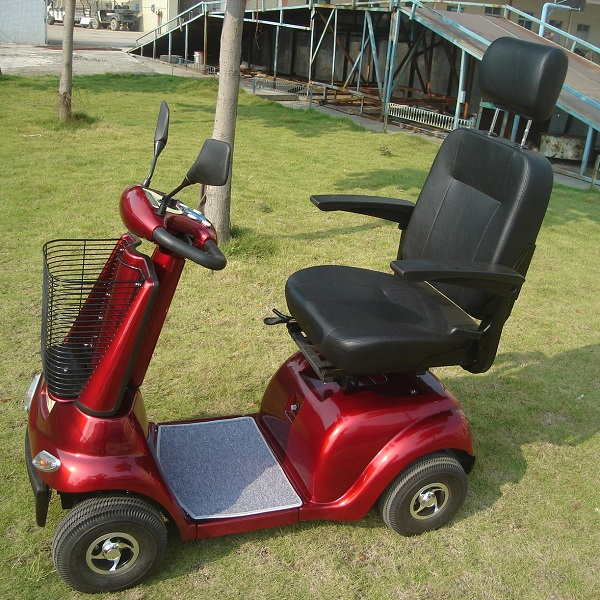 Four Wheel Electric Golf Scooter with CE (DL24500-2)