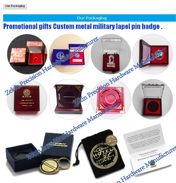 Wholesale High Quality Custom Pin Badge, Metal Badge for Flag