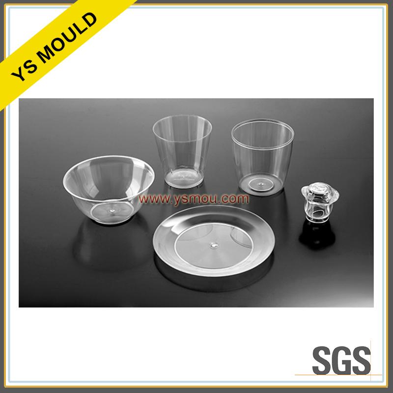 5ml~30ml Medicament Cup Plastic Mould