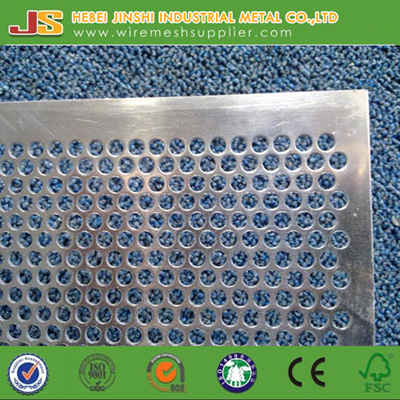 Stainless Steel Perforated Metal Sheet Made in China