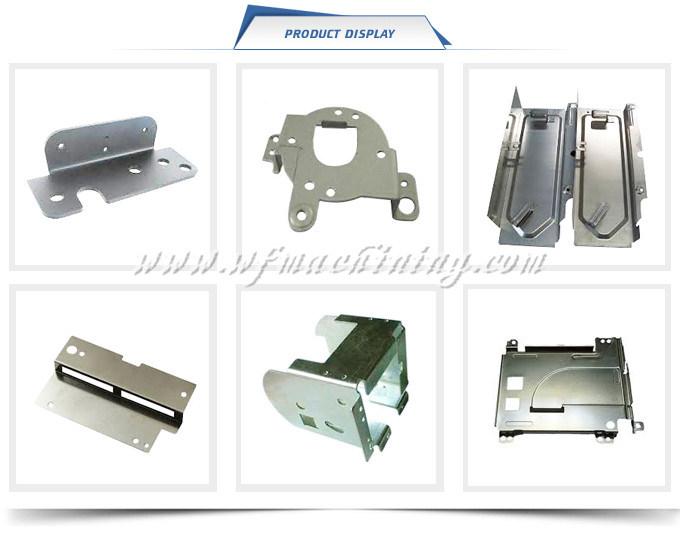 Precision Stamping LED Panel Lighting Aluminium Profile Radiator