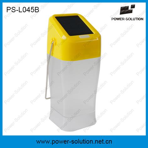 360 Degree Lighting Portable Solar LED Lantern Indoor Outdoor Application