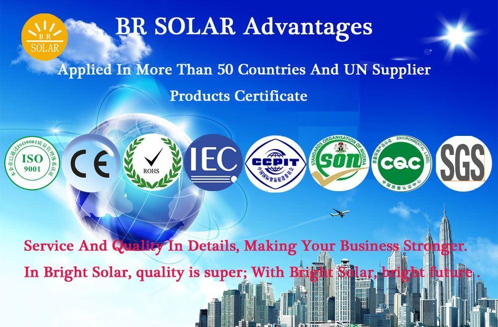 China Energy Saving 30W 40W 60W 100W 120W Solar Street Light