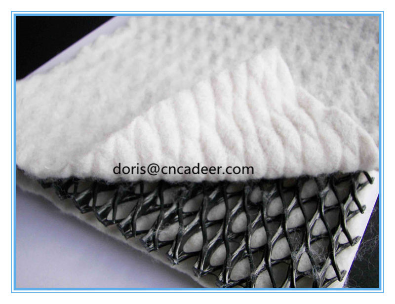 Road Base Geonet 3D Composite Drainage Geonet Compound Net