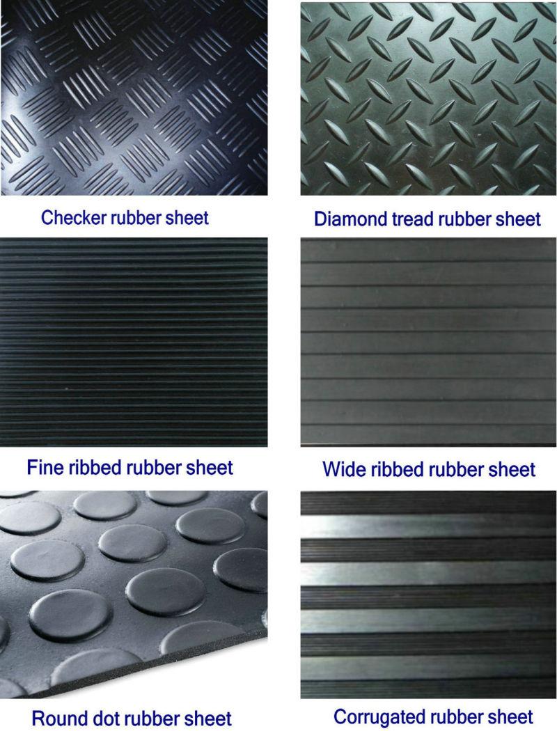 Antislip Rubber Sheet, Antislip Rubber Mat, Antislip Rubber Floor, Round Coin Rubber Floor, Round Coin Rubber Mat