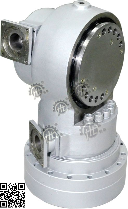 Hdr High Precision Transmission for Solar Thermal Gear Reducer