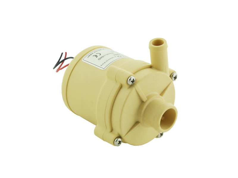 Excellent 12V DC Warm Mattress Hot Water Circulation Pump