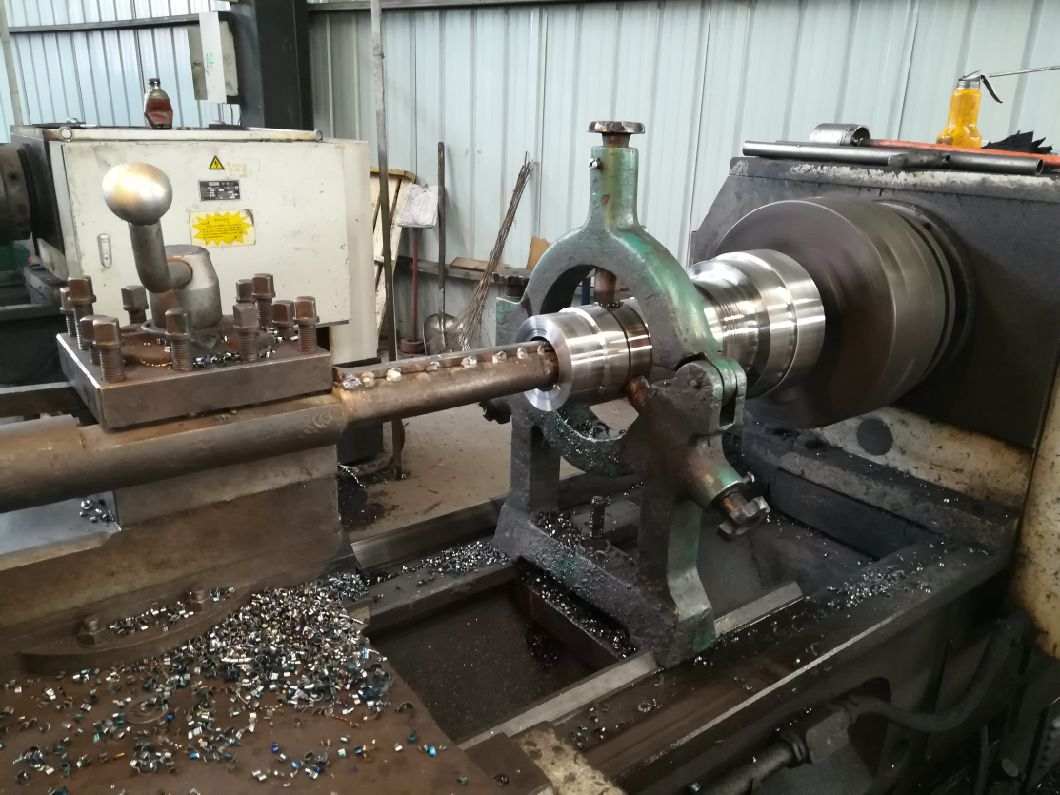 Best Price CNC Machine Tool Processing Forging Parts