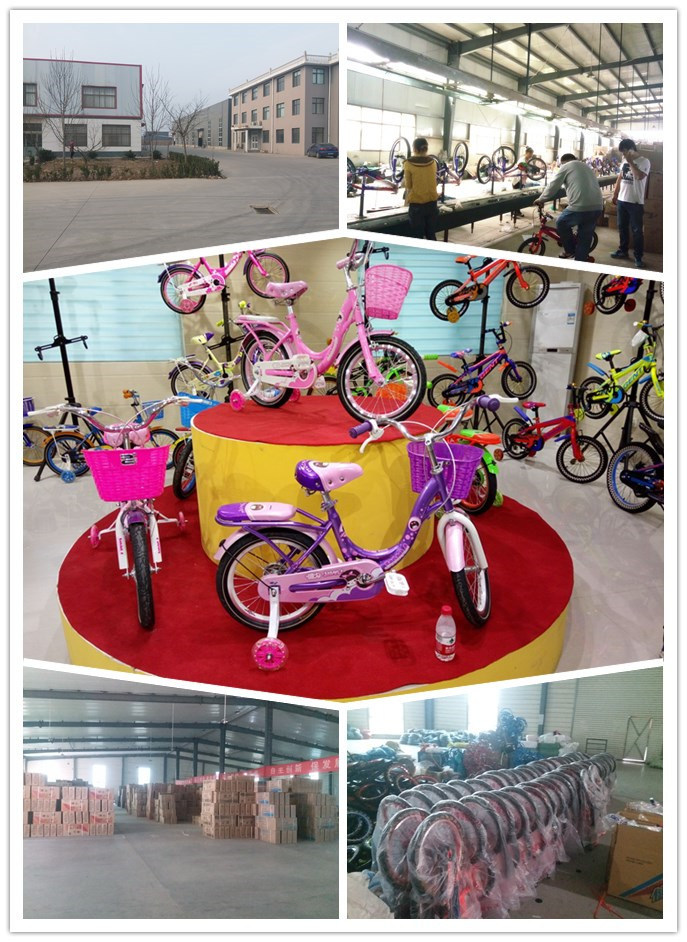 2017 New Model Children Tricycle Kids Trike Baby Tricycle with Factory Price