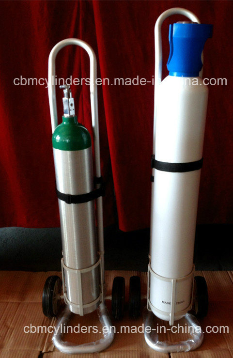 Portable Carrying Carts for Small Gas Cylinders