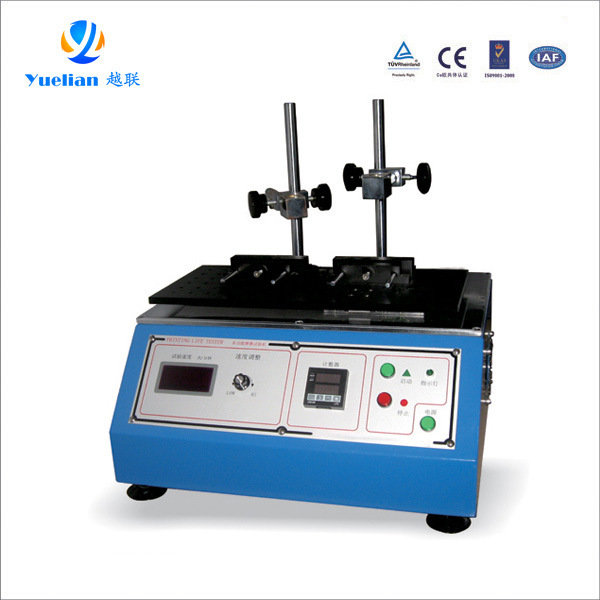 Wear-Resistant Test Machine for Alcohol, Rubber, Pencil (YL-9960)