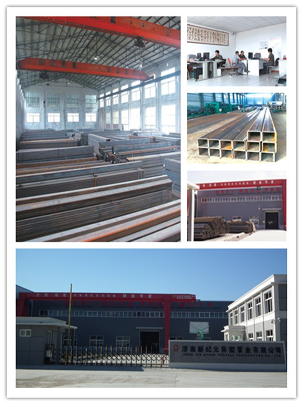Q345b Square Hollow Steel Tube