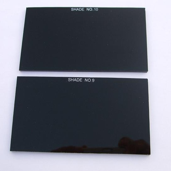 108*50 Clear Welding Glass/High Quality Glass Darkening with Good Processing/Dark Welding Helmet Welding Glass Black Welding Glass 108X50mm, 108X83mm