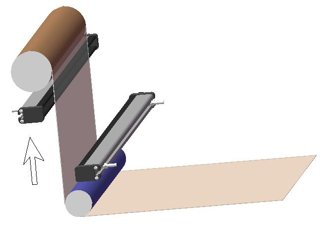 Static Electricity Eliminator for Film Laminating Machine